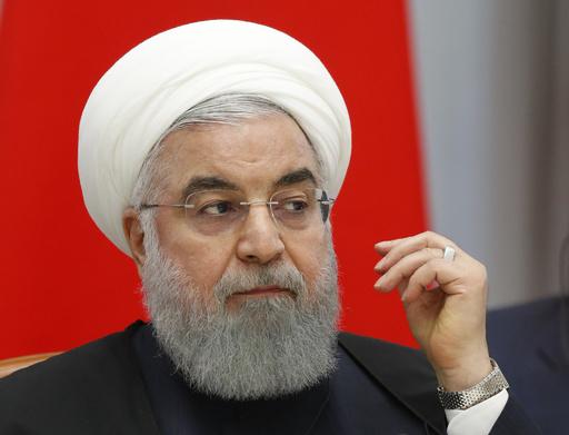 イランのロウハニ大統領、初のイラク公式訪問を開始