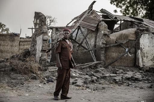 盗賊団と自警団が衝突、50人死亡 ナイジェリア北西部
