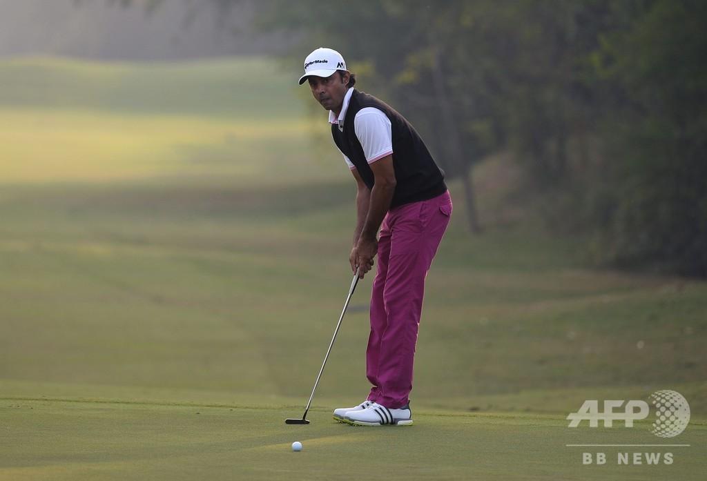 インドのトップゴルファー、密猟で逮捕