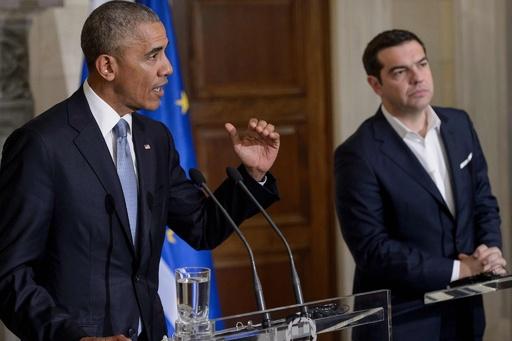 オバマ大統領、「露骨なナショナリズム」に警鐘 最後の外遊開始