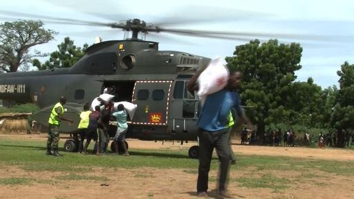 動画:マラウイ南部の洪水被災地 56人死亡 約100万人が被災 現場の映像
