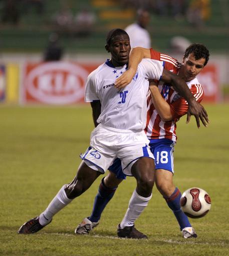 ホンジュラス 親善試合でパラグアイに勝利