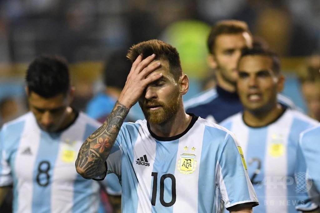 アルゼンチンが本大会出場へ窮地、PO圏外転落で最終戦も鬼門