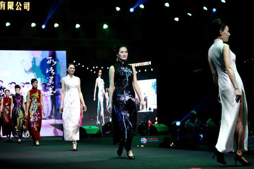 100年の歴史持つ中華伝統ファッション・旗袍文化を世界へ発信