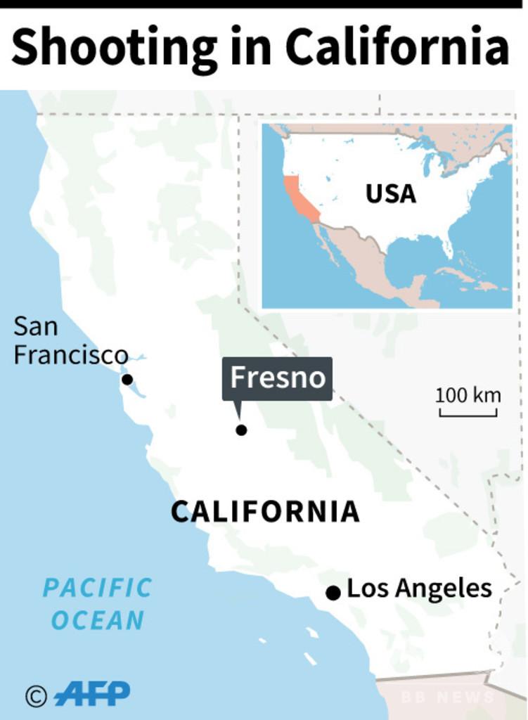 州 カリフォルニア