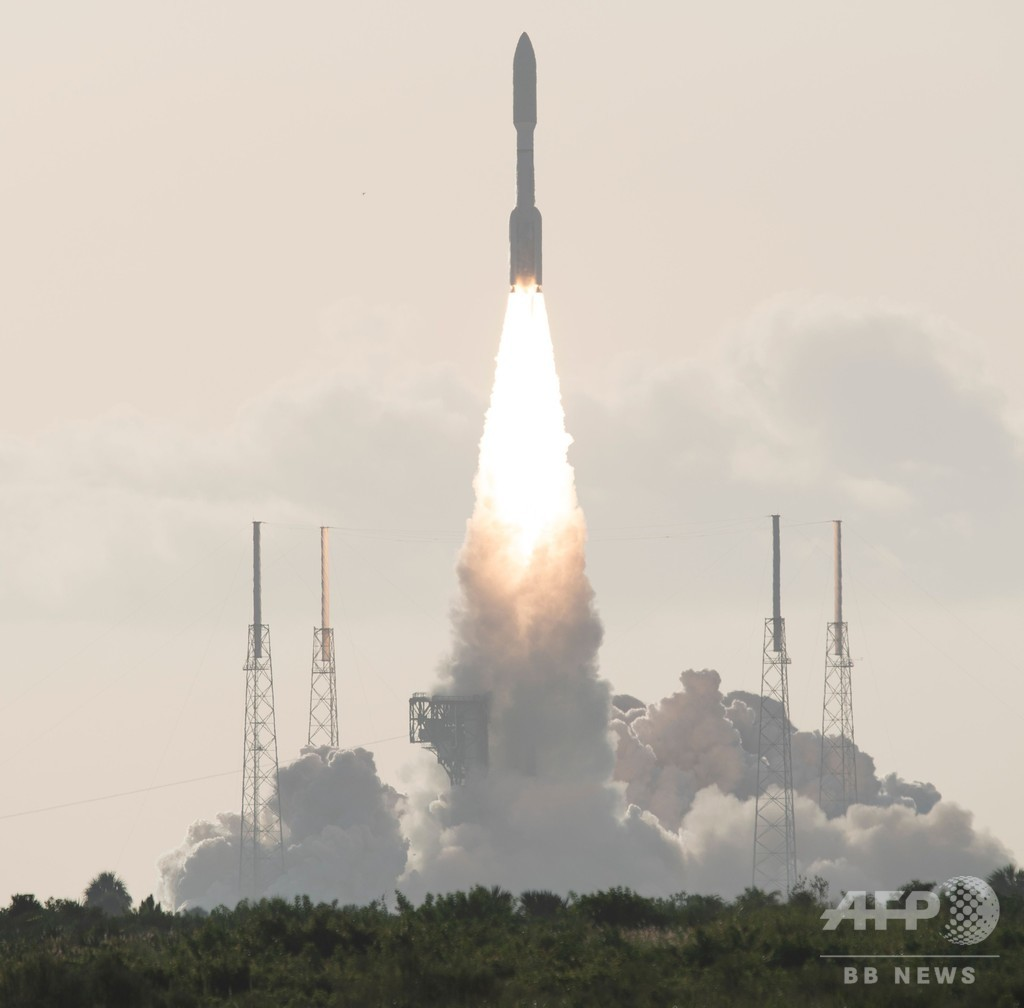 米NASA、火星探査車「パーサビアランス」を打ち上げ