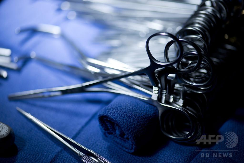 臓器売買容疑で12人逮捕、大規模ネットワークに関与 エジプト
