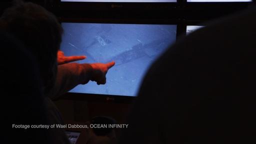 動画:1年ぶり発見のアルゼンチン潜水艦、発見の映像 引き揚げ資金は不足