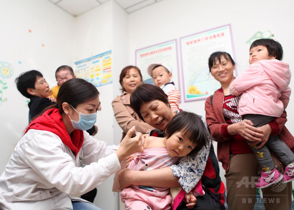 長春長生、三種混合ワクチンにも不正 違反の25万本の行方は?