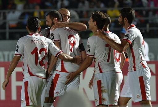 チュニジアがザンビアに逆転勝利、アフリカネイションズカップ