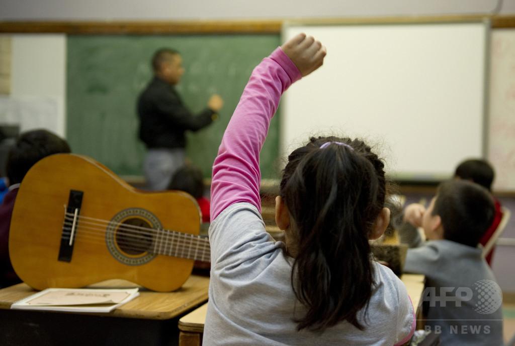 米NYで小学生のホームレス急増、7人に1人の恐れも 報告書