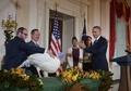 米感謝祭、大統領が七面鳥に恩赦