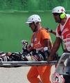 富沢祥也、レース中の事故で死亡 サンマリノGP