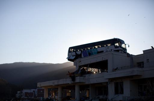 東日本大震災、未曾有の被害を数字で振り返る