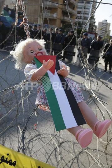 イスラエルのガザ空爆、世界各地で抗議広がる