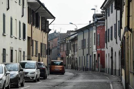 新型ウイルス、イタリアでの感染者数が100人超に