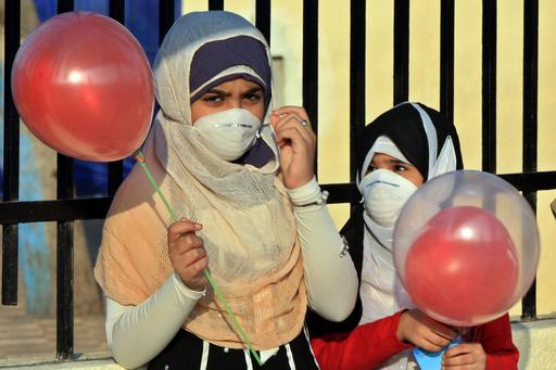 イスラム諸国でラマダン終了、当局は新型インフルに警戒