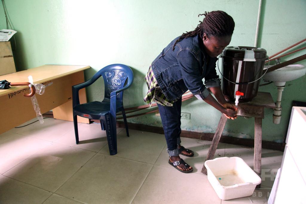 エボラウイルスから身を守る方法
