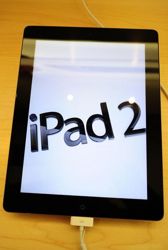 「iPad 2」、香港・シンガポール・韓国で4月発売
