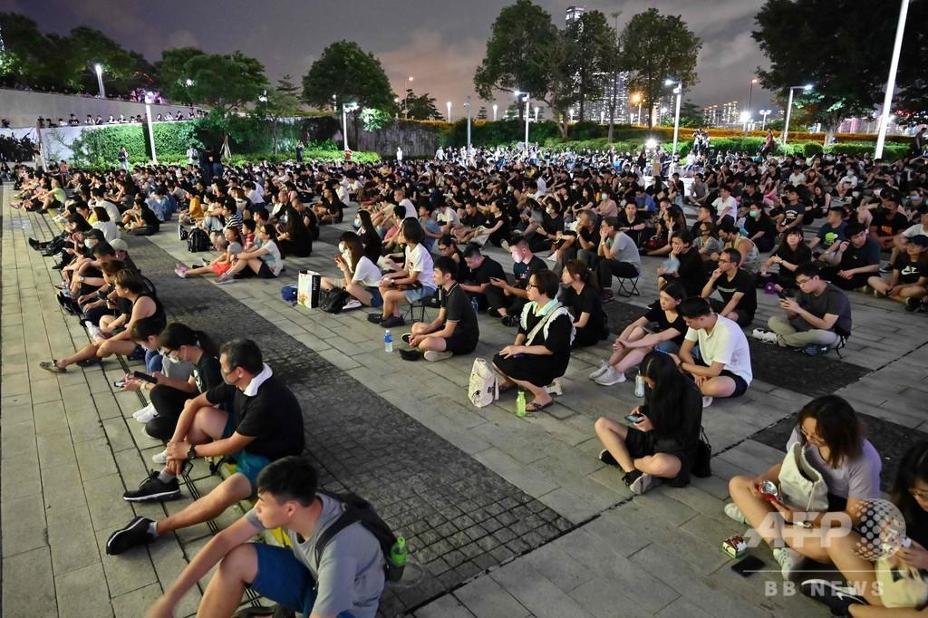 G20で香港に関する議論「認めない」 中国政府