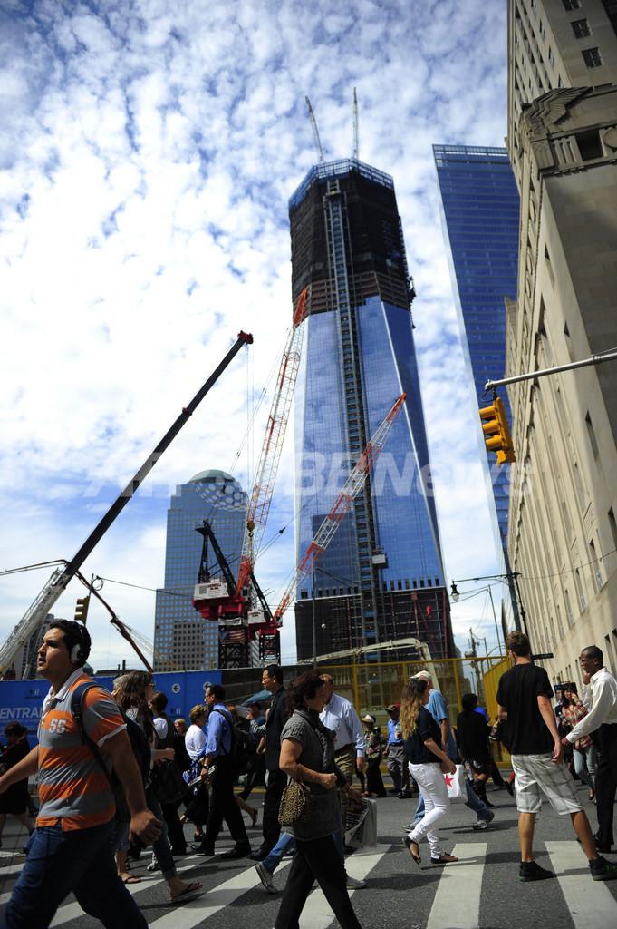 9.11から10年狙った「信頼できる」テロ情報、米 警戒強化を指示