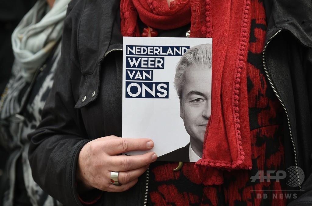 「反移民・反EU」がキーワード、欧州選挙イヤー