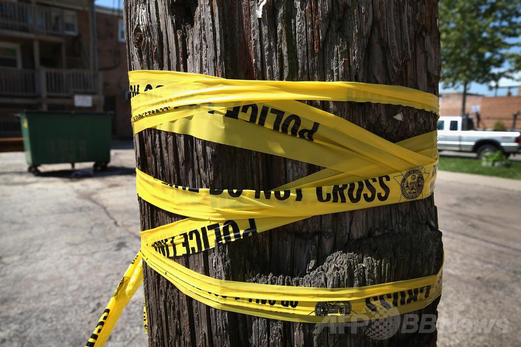 19歳の殺人容疑者、22人以上殺害と告白 米地方紙