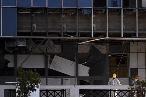 アテネの裁判所前で爆発、けが人なし メディアに爆破予告電話