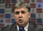 W杯決勝の再戦控えるアルゼンチン、新監督がメンバー発表