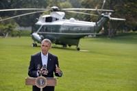 イスラム国への攻撃、長期化の可能性を示唆 オバマ米大統領