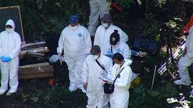動画:メキシコ学生失踪事件、地中から新たに多数の遺体