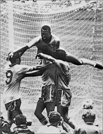 才能あふれるブラジルが3度目の頂点に―1970年W杯メキシコ大会