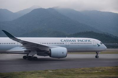 香港キャセイ航空、台湾を中国領に表記変更「中国、台湾」