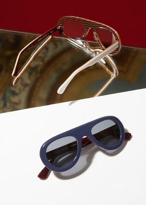 「ピエール アルディ」個性的なサングラスに注目!