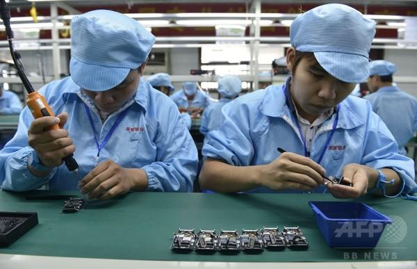 アップルウオッチの「代替品」、早くも登場 中国