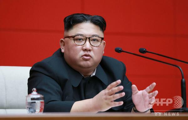 「敵対勢力に深刻な打撃を」 金委員長、経済で制裁に対抗へ