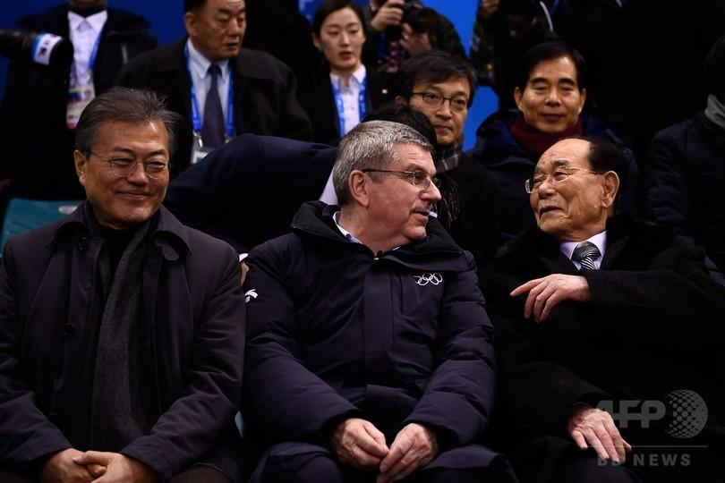 バッハ会長はノーベル平和賞に相応?IOC「その議論は『まだ』していない」