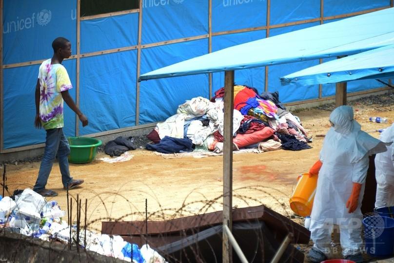 エボラ死者2000人超える、11月にもワクチン登場か WHO