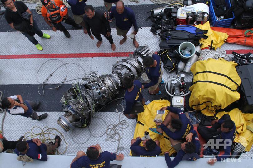 インドネシア機墜落、事故機は「飛行継続すべきでなかった」