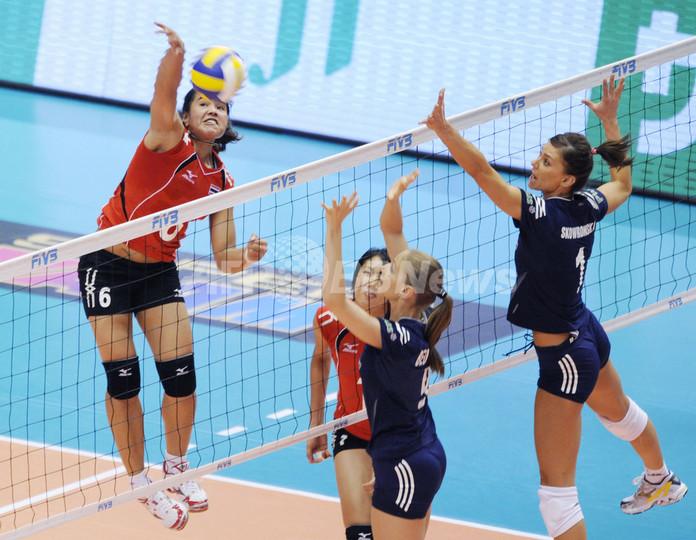 ポーランド タイに勝利し北京五...