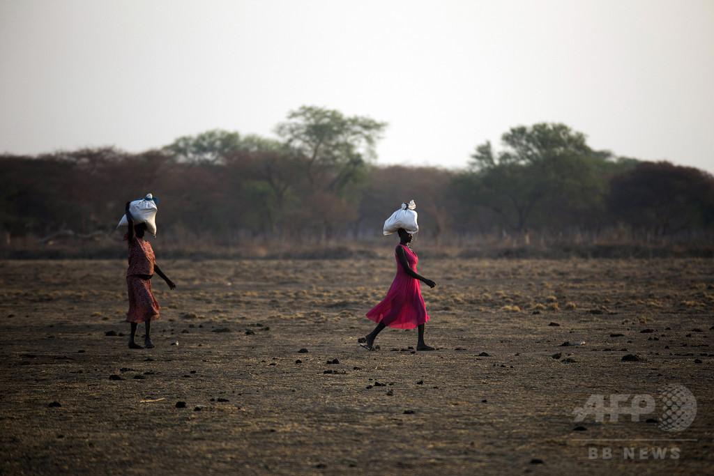 飢饉発生しても武器の購入続ける南スーダン政府、国連秘密報告書