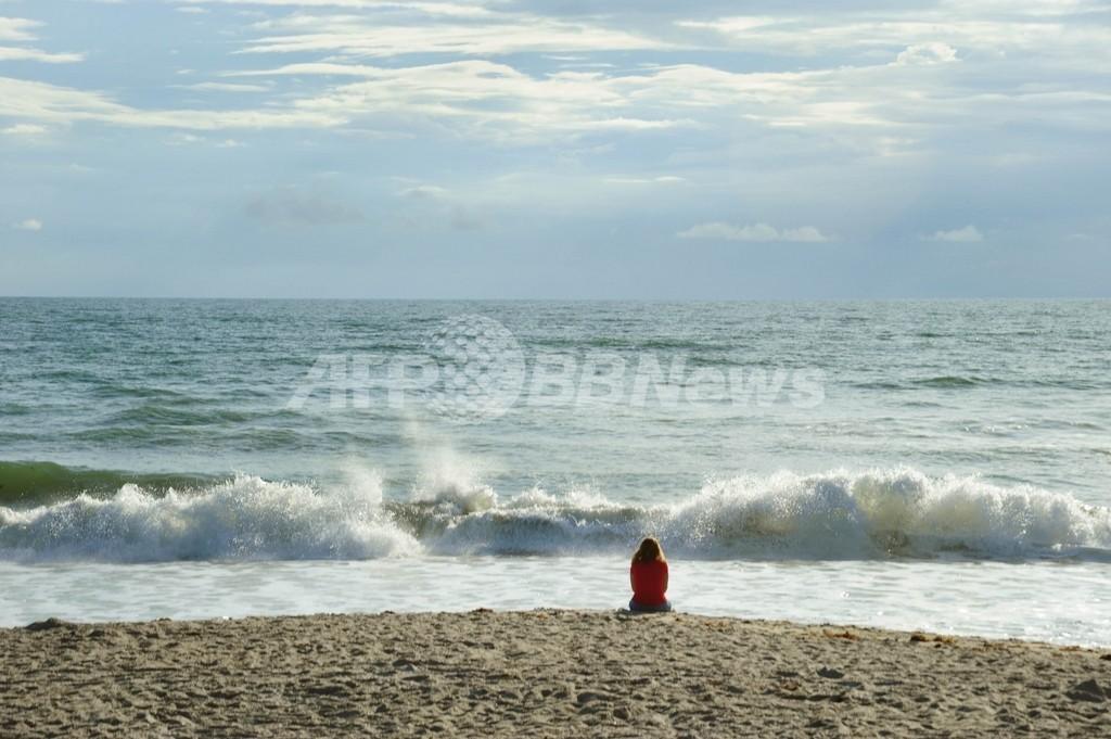 汚染進む米国の海辺、毎年350万人が健康被害に