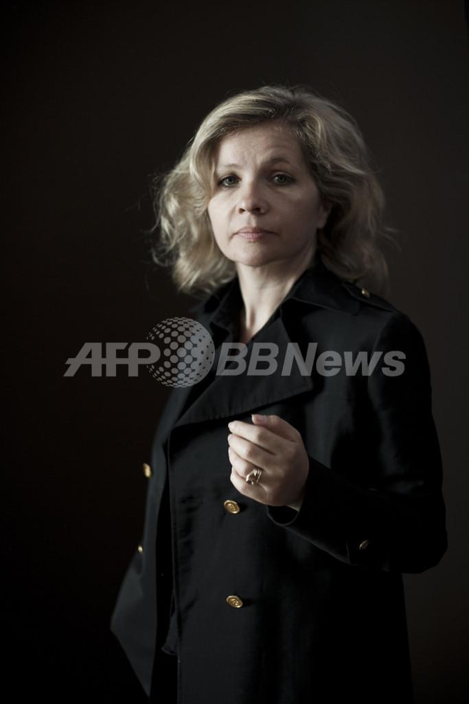 「児童ポルノ撮影された」、仏女優エヴァ・イオネスコさんが母親を提訴