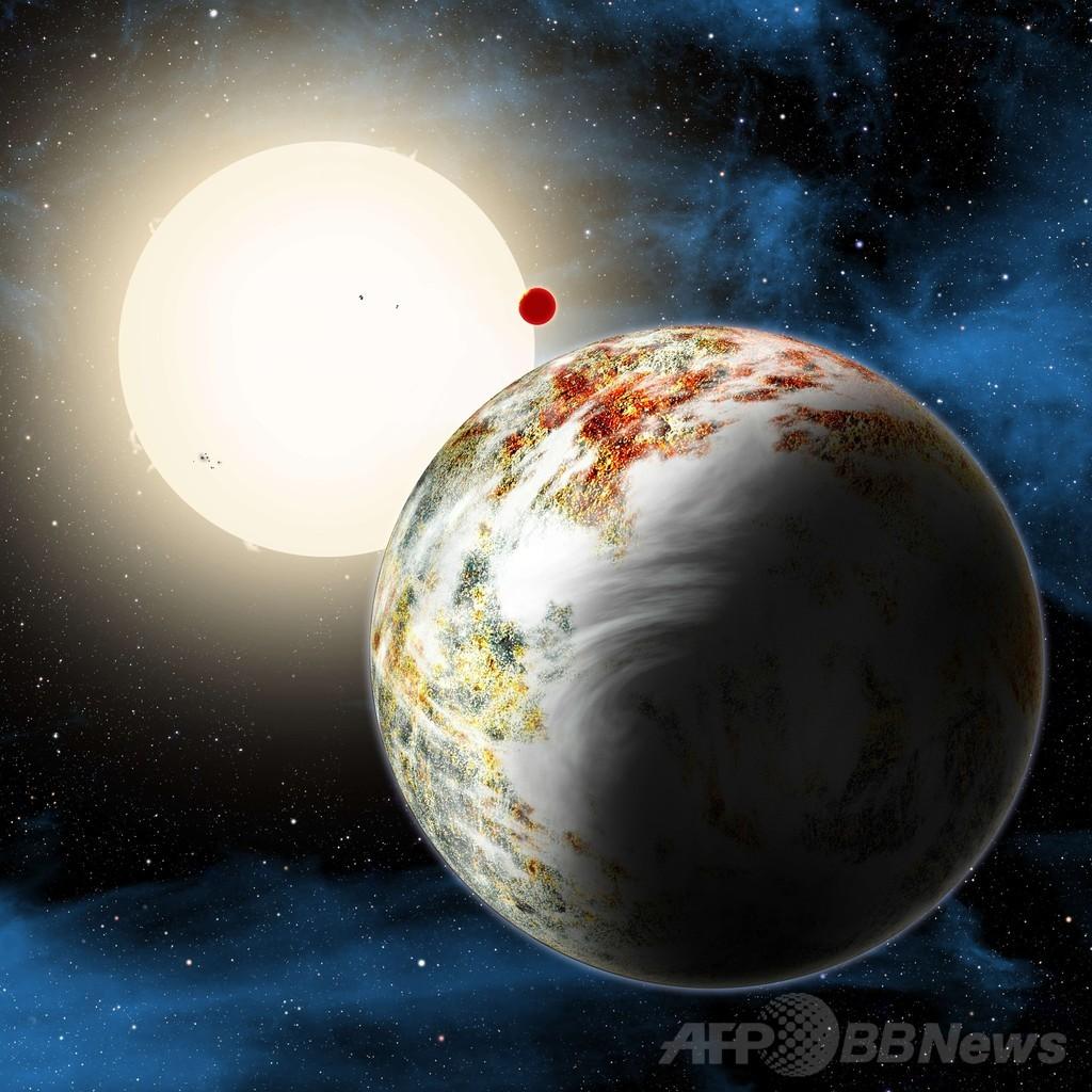 「ゴジラ級」の地球型惑星、560光年先に発見