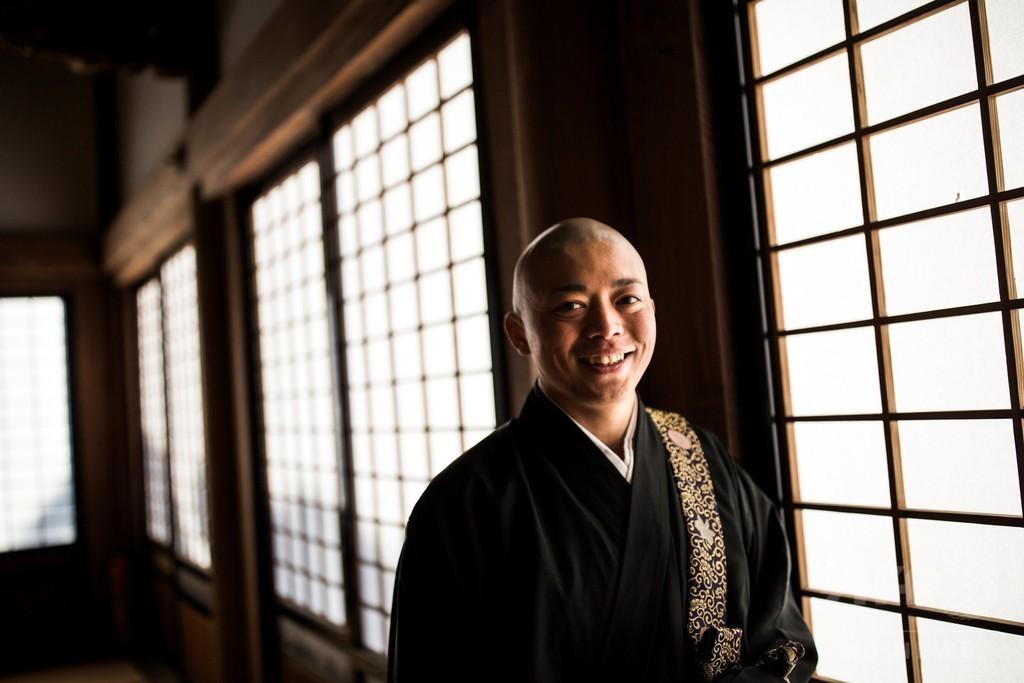 オリンピアンにして僧侶、東京五輪を見据える異色のカヌー選手