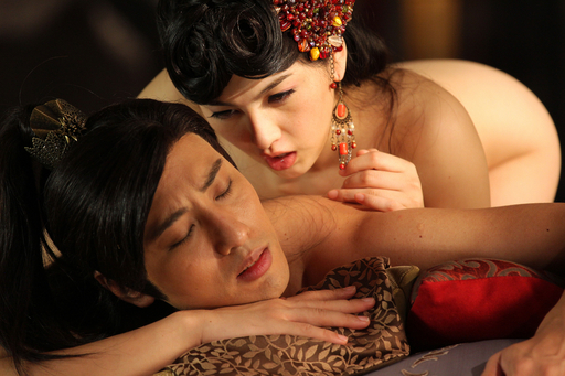 目指せ世界初の3Dポルノ映画、意気込む製作陣 香港