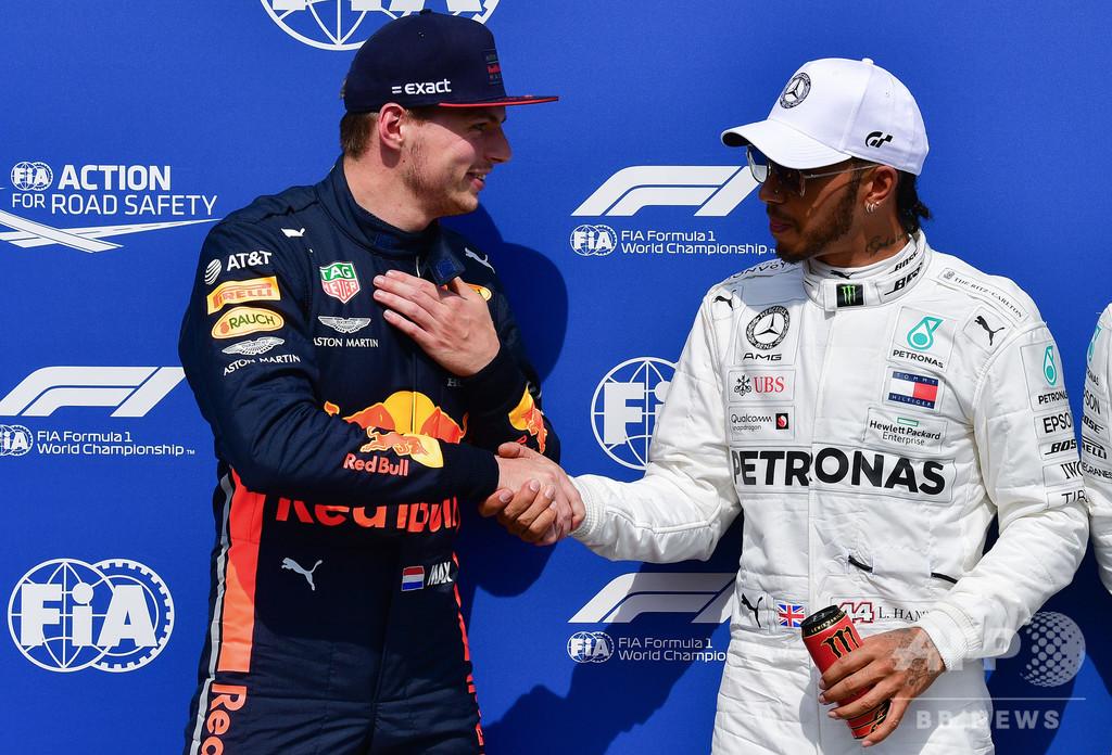 F1王者ハミルトン、フェルスタッペンの誤った認識は「弱さの表れ」