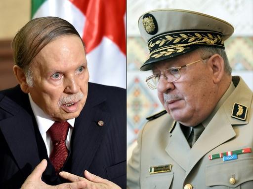 大統領退陣要求デモ続くアルジェリア、新内閣発足 退陣求めた国防副大臣は留任