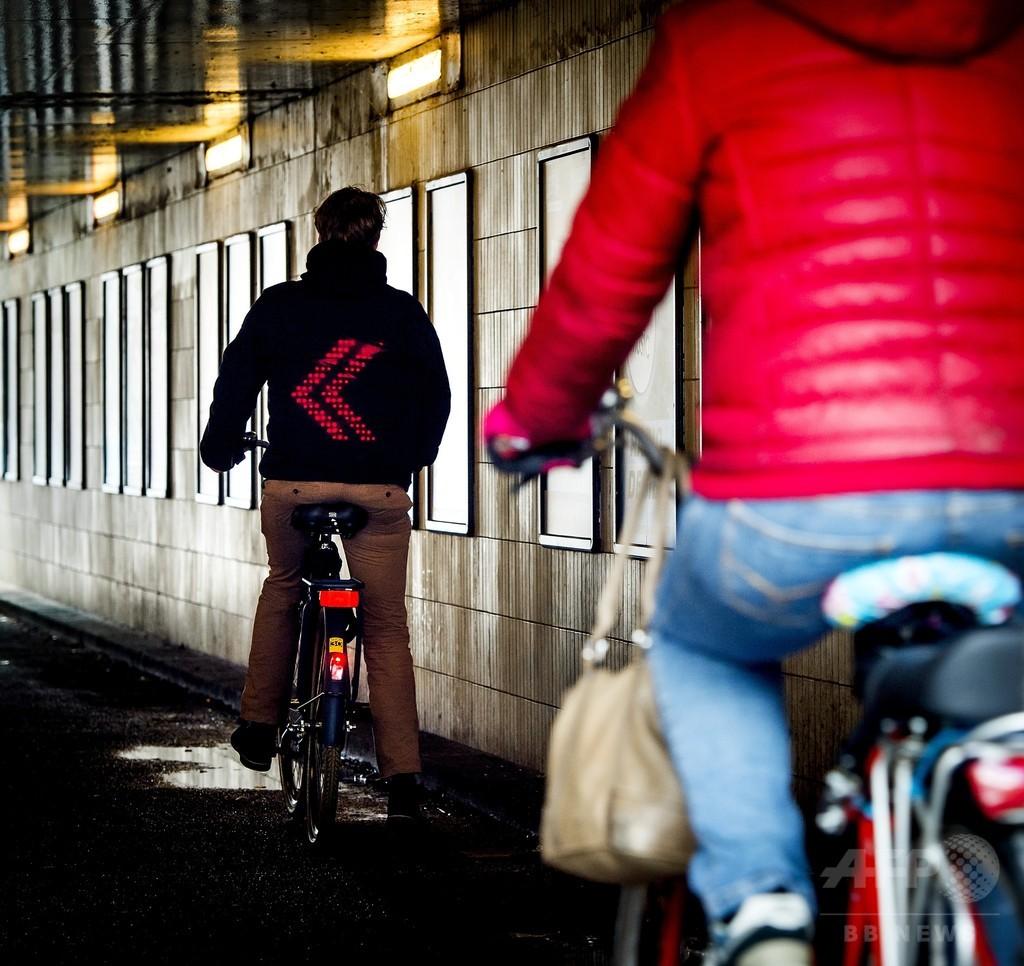 オランダ政府、自転車通勤者に金銭給付を検討