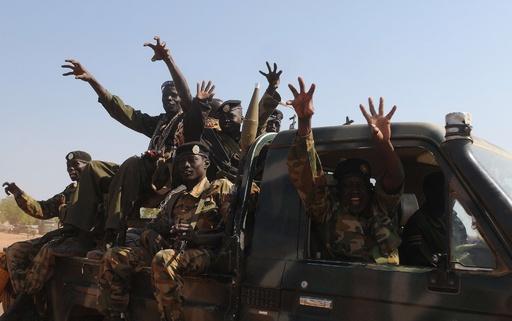 南スーダンで「身体を縛られた射殺体」、国連が非難